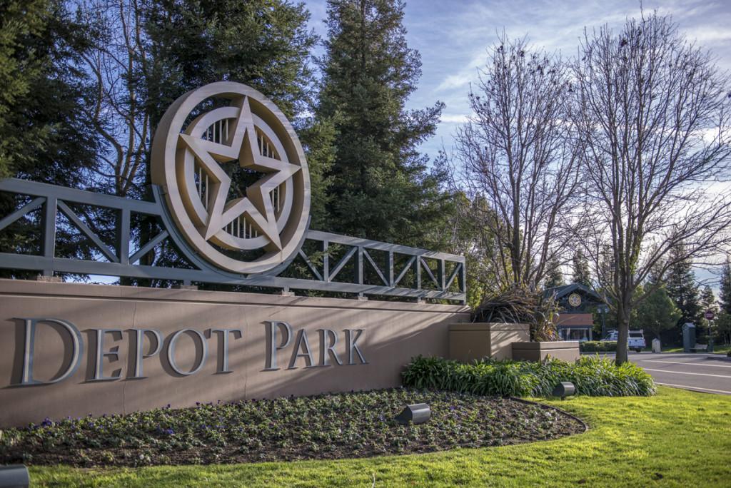 Depot Park Sacramento