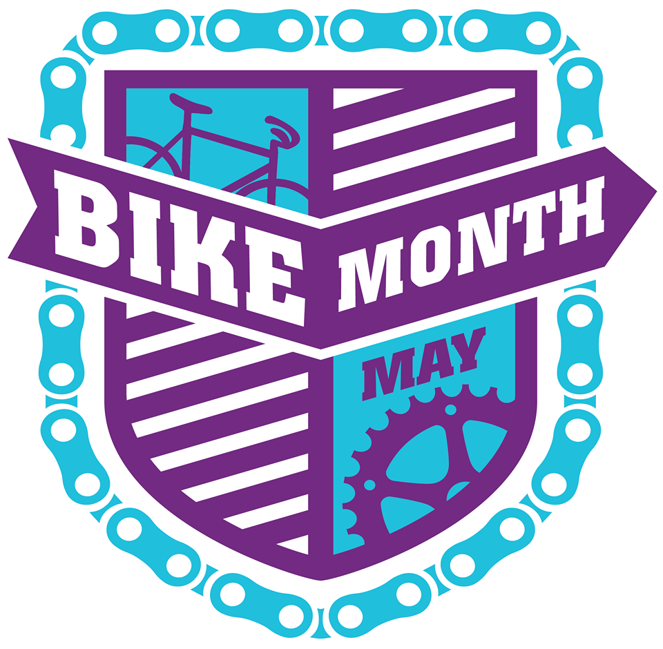 May is Bike Month cycling bicycle