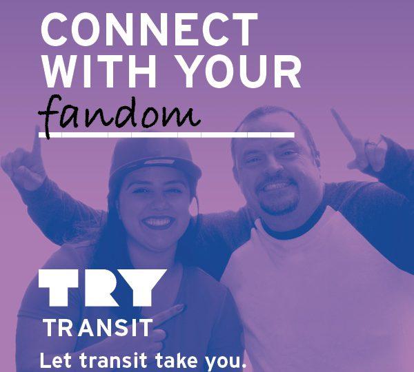 Try Transit!
