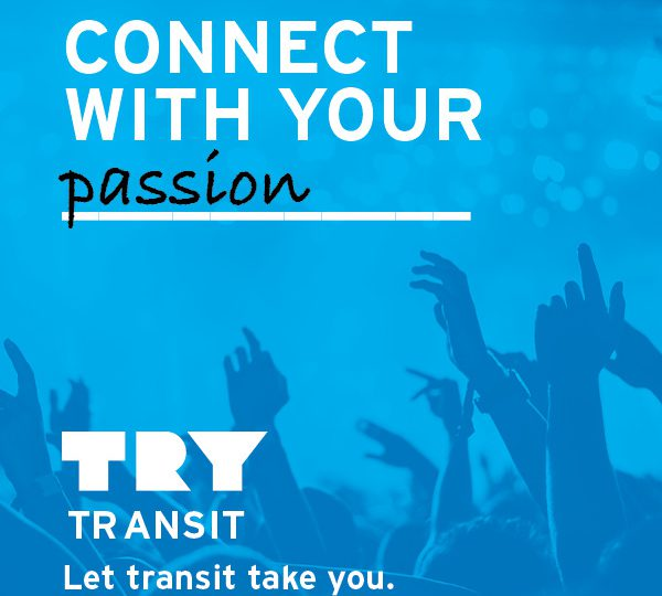 Try Transit for Less in October!