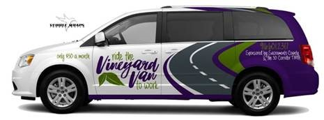 Vineyard Vanpool