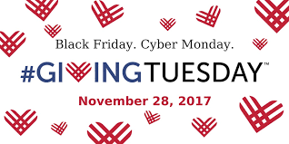 Let's All Give On Giving Tuesday